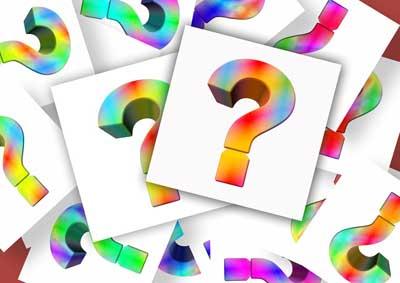 Morsom quiz - Spørsmål og svar - Samling av 24 gøyale